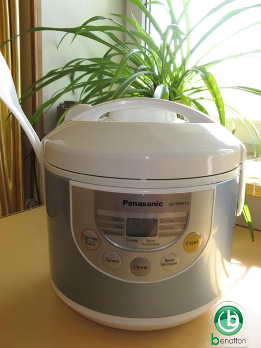 мультиварка Panasonic Sr Tmh10 купить мультиварку Panasonic Sr